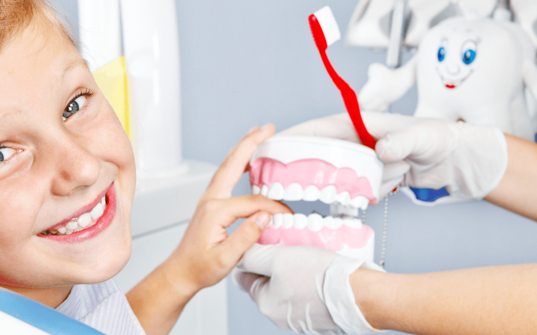 Principales tratamientos dentales para niños