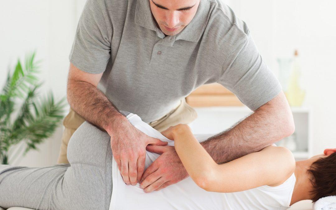 Tratamiento de la escoliosis con quiropráctica