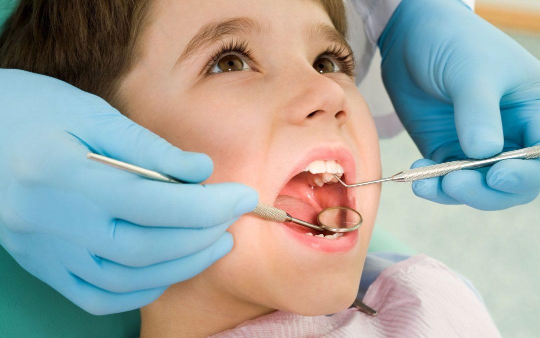 Tratamientos dental para niños